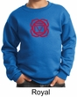 Kids Yoga Sweatshirt Muladhara Root Chakra Youth Sweat Shirt