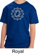 Kids Yoga T-shirt Anahata Heart Chakra Youth Tee Shirt