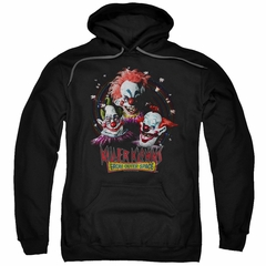 Killer Klowns From Outer Space Hoodie Killer Klowns Black Sweatshirt Hoody