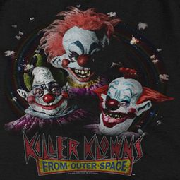 Killer Klowns From Outer Space Killer Klowns Shirts