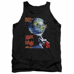 Killer Klowns From Outer Space Tank Top Invaders Black Tanktop