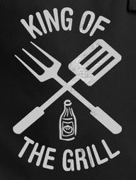 King of the Grill Menswear