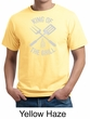 King Of The Grill Organic T-shirt Barbecue Utensils Adult Tee Shirt