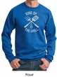 King Of The Grill Sweatshirt Barbecue Utensils Adult Sweat Shirt