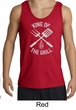 King Of The Grill Tank Top Barbecue Utensils Adult Tanktop
