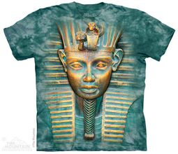 King Tut Shirt Tie Dye Adult T-Shirt Tee