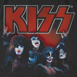 Kiss Kings Shirts