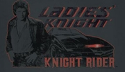 Knight Rider Ladies Knight Shirts