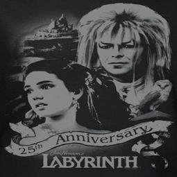 Labyrinth Anniversary Shirts