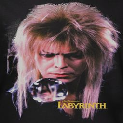 Labyrinth Goblin King Shirts