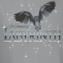 Labyrinth Owl Logo Shirts