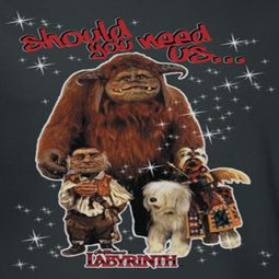 Labyrinth Should You Need Us Shirts