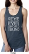 Ladies An Eye for an Eye Ideal Racerback