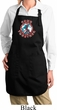 Ladies Apron Come Together Full Length Apron with Pockets