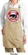Ladies Apron Dodge Scat Pack Club Full Length Apron with Pockets