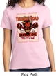 Ladies Biker Shirt Thunder Road Tee T-Shirt