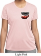 Ladies Dodge American Made Muscle Pocket Print Moisture Wicking Shirt