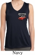Ladies Dodge American Made Muscle Pocket Print Sleeveless Dry Wicking