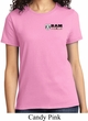 Ladies Dodge Hemi Pocket Print Shirt