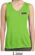 Ladies Dodge Hemi Pocket Print Sleeveless Moisture Wicking Shirt