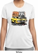 Ladies Dodge Route 66 Charger RT Moisture Wicking Shirt