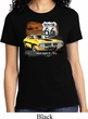 Ladies Dodge Route 66 Charger RT Shirt
