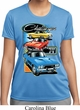 Ladies Dodge Shirt Challenger Trio Moisture Wicking Tee T-Shirt