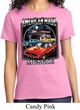 Ladies Dodge Shirt Chrysler American Made Tee T-Shirt