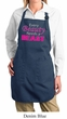 Ladies Fitness Apron Every Beauty Full Length Apron with Pockets
