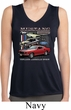 Ladies Ford Classic Mustangs Untamed Dry Wicking Sleeveless Shirt