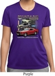 Ladies Ford Classic Mustangs Untamed Moisture Wicking T-shirt