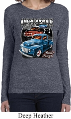 Ladies Ford Shirt American Made Long Sleeve Shirt