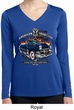 Ladies Ford Shirt American Tradition Dry Wicking Long Sleeve Shirt