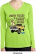 Ladies Ford Shirt Tagging Bucks Dry Wicking Long Sleeve Shirt
