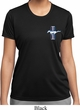 Ladies Ford Shirt The Legend Lives Crest Moisture Wicking Tee T-Shirt