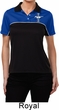 Ladies Ford Shirt The Legend Lives Crest Polo Shirt