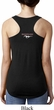 Ladies Ford Tank Top Mustang Back Print Ideal Racerback