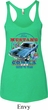 Ladies Ford Tanktop 1968 Cobra Jet Tri Blend Racerback Tank Top