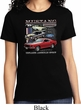 Ladies Ford Tee Classic Mustangs Untamed T-shirt