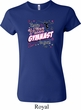 Ladies Gymnastics Shirt Miss Gymnast To You Crewneck Tee T-Shirt