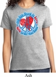 Ladies Peace Shirt All You Need is Love Tee T-Shirt