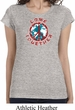 Ladies Peace Shirt Come Together Longer Length Tee T-Shirt
