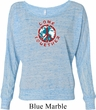 Ladies Peace Shirt Come Together Off Shoulder Tee T-Shirt