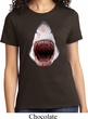 Ladies Shark Shirt 3D Shark Tee T-Shirt