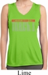 Ladies Shirt 50 Years Mach 1 Sleeveless Moisture Wicking Tee