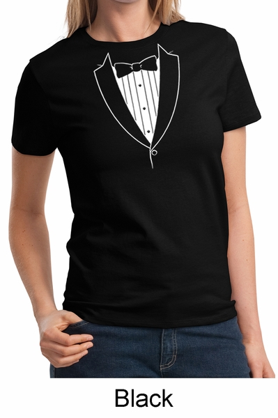 42acffdc Black And White Tuxedo T Shirt - Best Shirt In 2018
