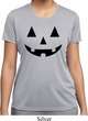 Ladies Shirt Black Jack O Lantern Moisture Wicking Tee T-Shirt