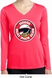 Ladies Shirt Dodge Scat Pack Club Dry Wicking Long Sleeve Tee T-Shirt