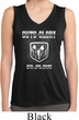 Ladies Shirt Guts and Glory Ram Logo Sleeveless Moisture Wicking Tee