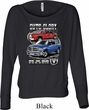 Ladies Shirt Guts and Glory Ram Trucks Off Shoulder Tee T-Shirt